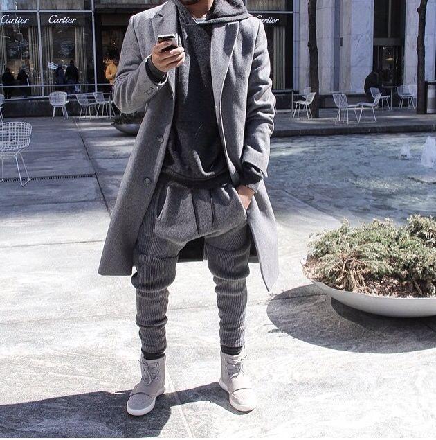 Yeezy Boost Mens Fashion Pinterest