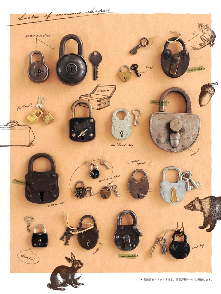 239 Best Images About Lock It Pad Locks On Pinterest