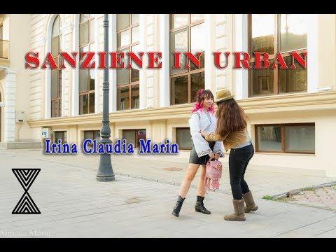 Sanziene in Urban cu Irina Claudia Marin.