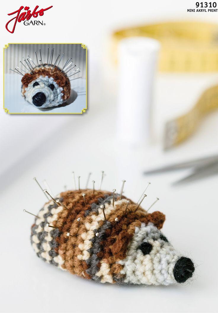 25 best Hedgehog - knitting and crochet patterns images on Pinterest ...