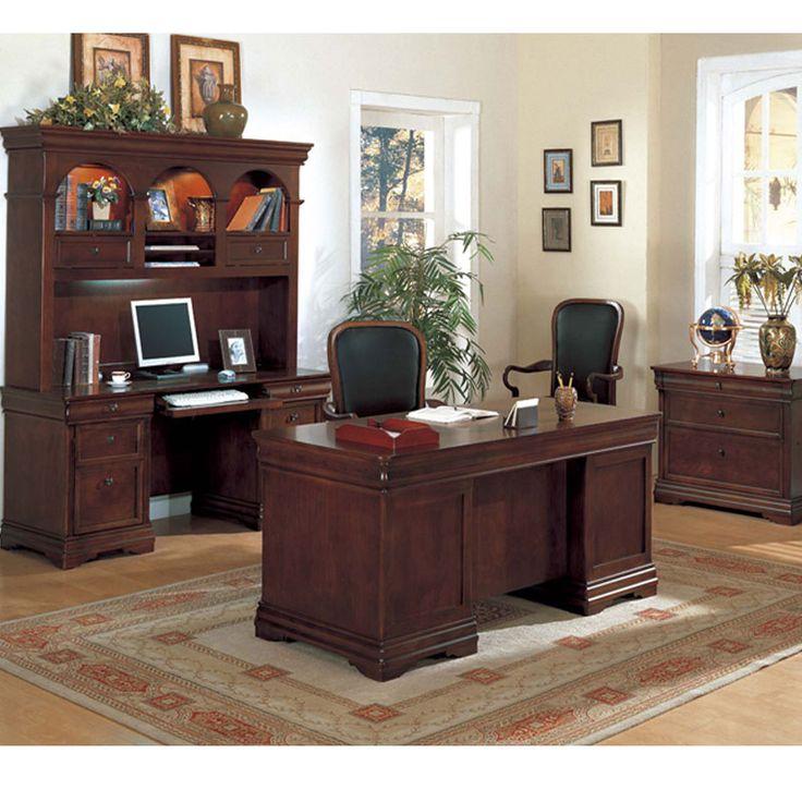 Home Office Furniture Desks Wood Rue De Lyon