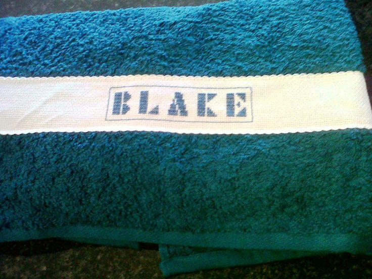 Blake's Towel