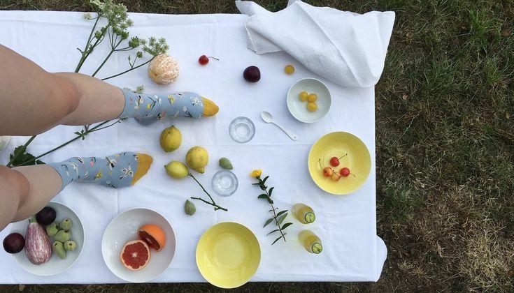 Bonne Maison - chaussettes fines et made in France