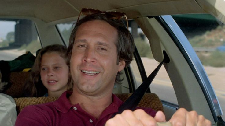 Vacation Movies | Chevy Chase in National Lampoon's Vacation