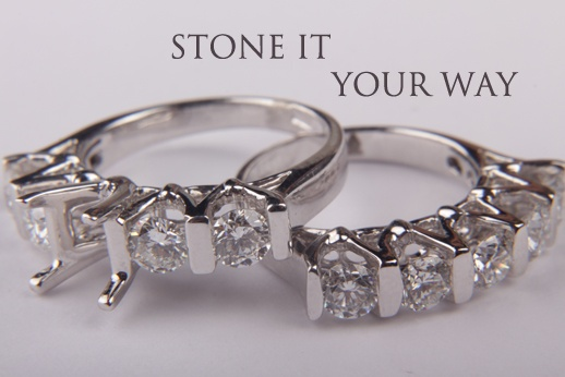 Stone it your way