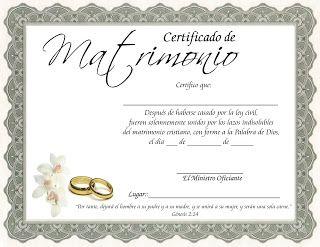 certificados de bautismo cristiano | Certificados de Boda y Bautizo ~ El Pastor Max