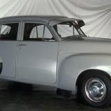 The Holden 48-215 was not only the first mass produced car made in Australia but also the one on which the company's success was built.