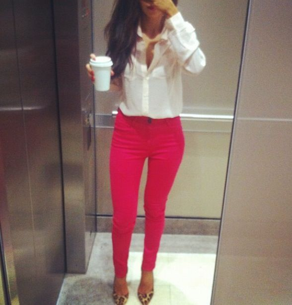 68 best images about Casual on Pinterest   Blazers, Spring and ...