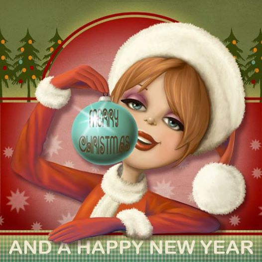 Nina de San ⭐Merry Christmas❤happy new year⚘⭐