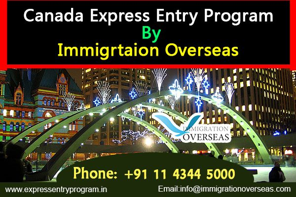 Canada is a fast growing country that renders unlimited opportunities. If you're looking on immigrating to Express Entry Program Canada, you can share details with email id & contact number. Our Immigration Expert will be given review shortly.  You can also contact us at info@immigrationoverseas.com  or  +91 11 4344 5000