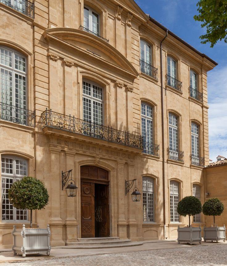 103 best aix en provence images on pinterest france - Hotel de caumont aix en provence ...
