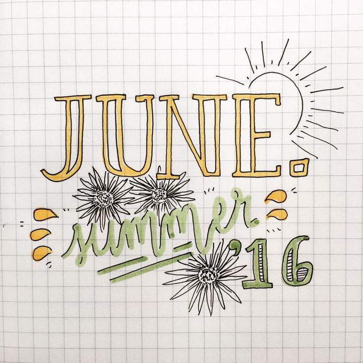 """studypetals: """"6.2.16+1:55pm // @zepstudies's june studyblr challenge 1/30 // happy june, everyone! """""""