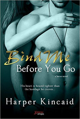 Bind Me Before You Go by Harper Kincaid at The Reading Cafe: http://www.thereadingcafe.com/bind-me-before-you-go-by-harper-kincaid-a-review/