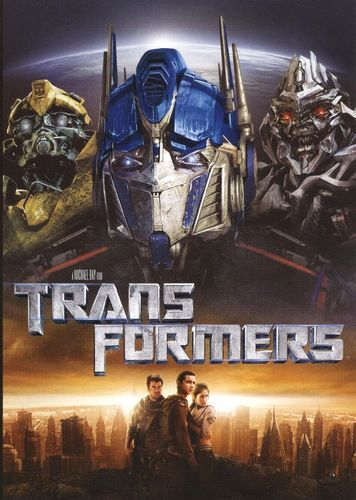 Transformers [DVD] [2007]