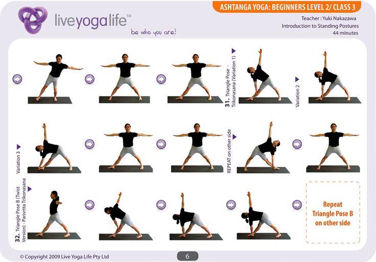 Ashtanga Yoga Yoga And Ashtanga Yoga Poses On Pinterest