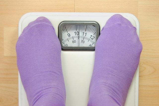 Normal Body Weight Fluctuation