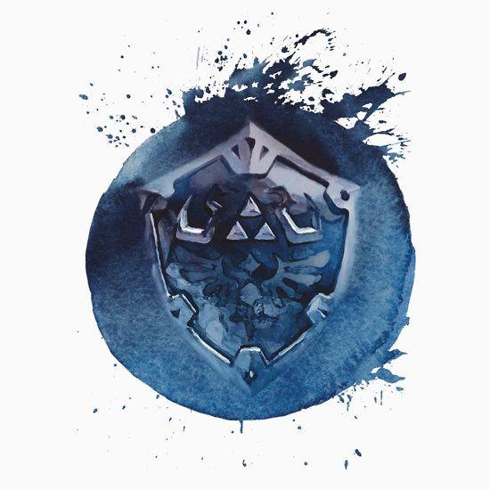 Hyrule Shield Zelda