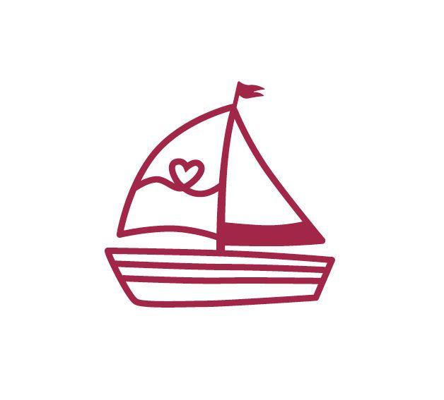 plotterdatei segelboot  segelboot bügelbilder segel