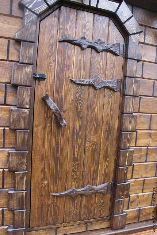 Купить Дверь деревянная - дверь, дверь деревянная, наличник, наличник деревянный, изделия из дерева, для дома