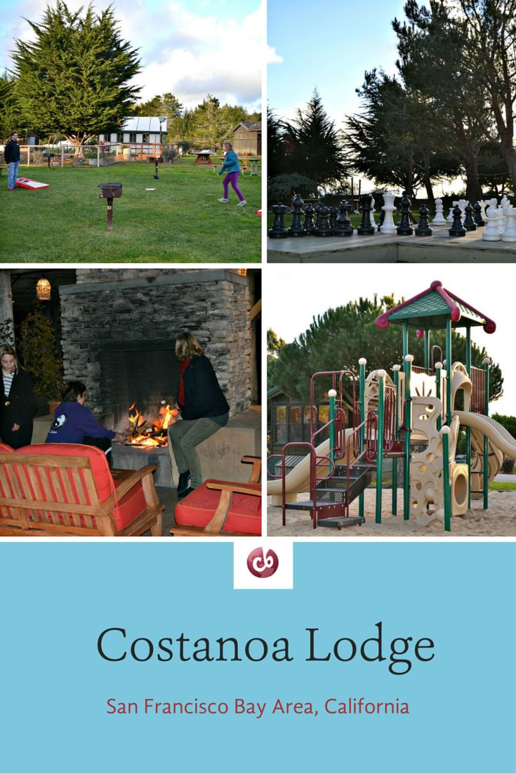 Family-friendly review of Costanoa Lodge, California