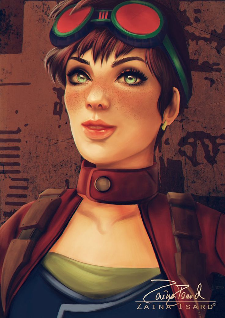 Tannis by z-a-i-n-a