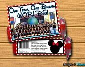 Cheerleading Team Gifts - Custom You Print Mini M Tube Wrappers - Team Gift. $12.00, via Etsy.