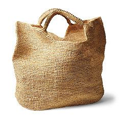 82 best images about Beach Bags on Pinterest | Straw beach bags ...