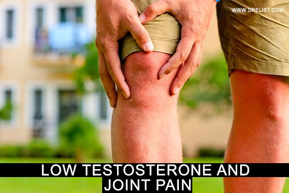 #Low #Testosterone And #Joint #Pain  If you are suffering from serious joint pain, speak to your primary care provider regarding the efficacy of over-the-counter #pain #killers