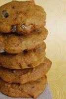 Kneaders Pumpkin Chocolate Chip Cookies