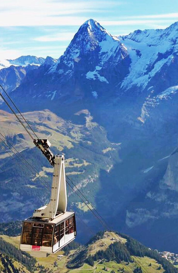 Explore the Swiss Alps on Day 17 of the Rick Steves Best of Europe in 21 Days Tour.