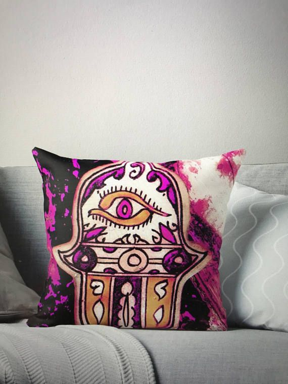 Cushion / Coussin  Collection Khamsa