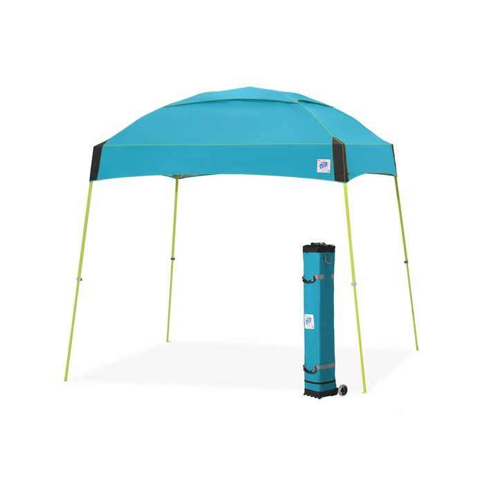 Dome 10 Ft W X 10 Ft D Steel Pop Up Canopy Instant Canopy Canopy Gazebo