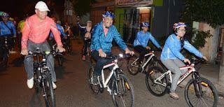 Media Online Borbor News: Naik Sepeda, Wakil Gubernur Sambangi Lokasi Rawan ...