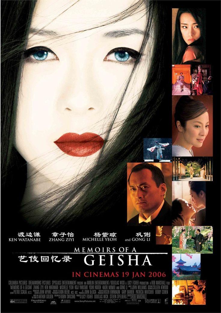 Memorias De Uma Gueixa Memoirs Of A Geisha