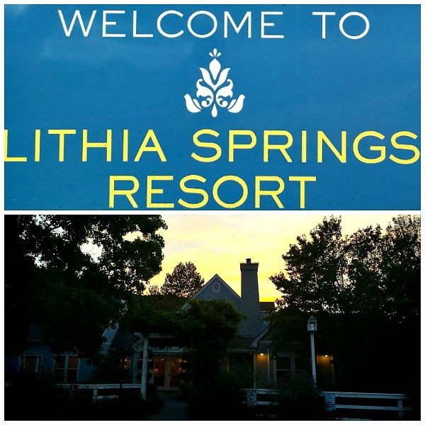 """Recently my sisters and I went on a Sister """"Staycation"""" at Lithia Springs Resort, Ashland, Oregon, where we also enjoyed a visit to Waterstone Spa."""