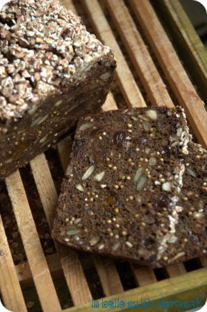 Le pain suédois de Garance, adapté sans gluten ni lait - La Belle au Blé Dormant