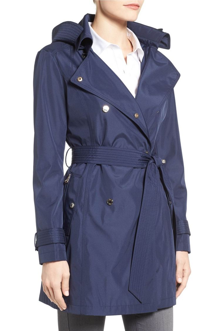 Main Image - Jessica Simpson Trench Coat
