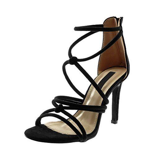 Trendy dcollet Scarpe da Donna Tacco Alto 6988 Beige 37