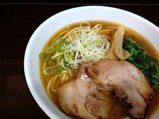 Ramen from Ramen Tsumugi @ Akihabara