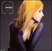 Remember the singer Vitamin C? I love her hair color. I've done this before and I want to do it again!