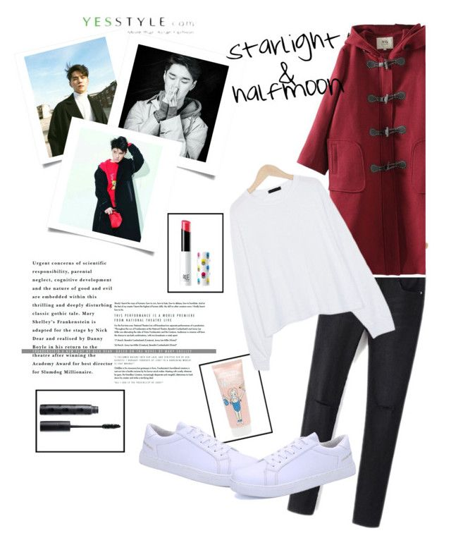 """""""Kpop Outfit : DEAN"""" by egaemgyu on Polyvore featuring Chicsense, Novo, Beauty, kpop and yesstyle"""