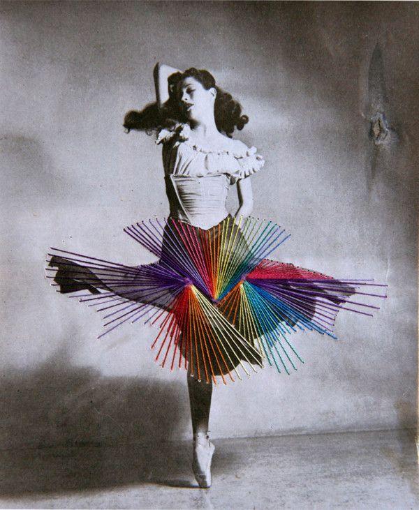 Jose Romussi, Diane Adams (Dance 1), 2012 @ Jose Romussi