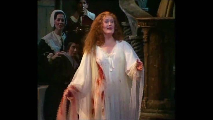 Dame Joan Sutherland - 'Eccola!' (The Mad Scene) Donizetti's Lucia di La...