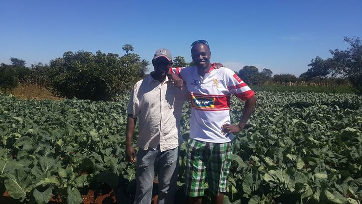 He is a brilliant farmer.. very hard working! #SafariSoulMate