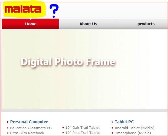 Tecnologia MALATA! ..VOI comprereste niente di questa marca?