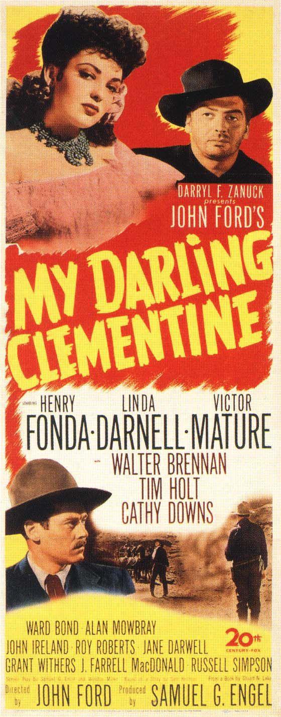 my-darling-clementine-poster.jpg (560×1427)