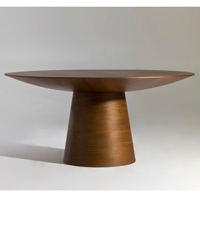 Tan/Garbarino Linea 'Drum' Dining Table