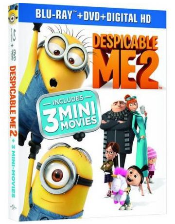 Illumination, who brought audiences Despicable Me and the biggest animated hits of 2013 and 2015, Despicable Me 2 and Minions, continues the adventures of Gru, Lucy, their adorable daughters—Margo, Edith and Agnes—and the Minions in Despicable Me 3. Directed by Pierre Coffin and Kyle Balda, co-directed by Eric Guillon and written by Cinco Paul …