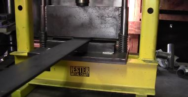How to Build a Press Brake — themetalschoolonline A press brake is a machine tool for bending sheet and plate material, most commonly sheet metal. Press brakes can be used for many different forming jobs with the right die design. Thanks to YouTube user ' themetalschoolonline'. Daniel from TheMetalSchool.com showing how to build a press …