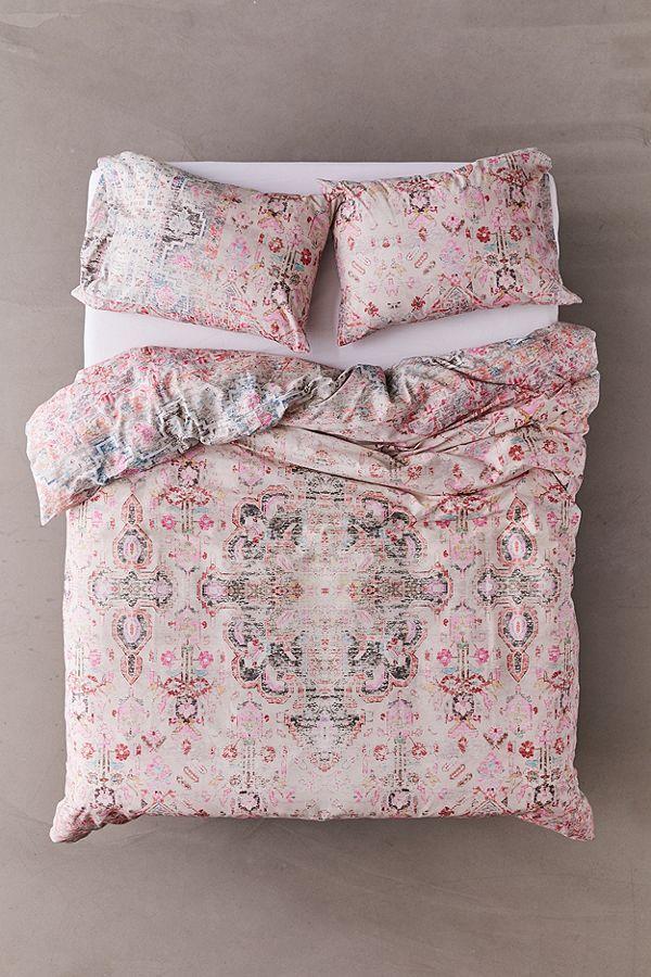 Vintage Inspired Enchanted Duvet Cover Set Duvet Cover Sets